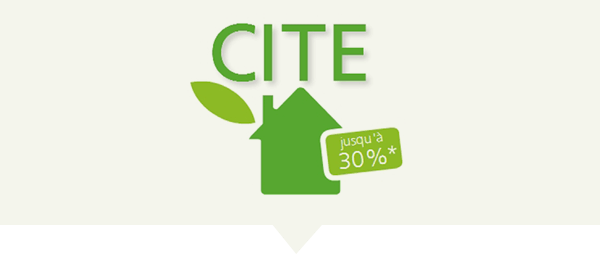 CITE credit impots transition energetique