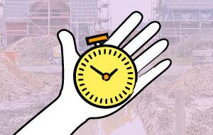 Comment facturer un chantier à l'heure de main d'oeuvre ?