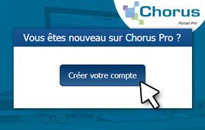 Marché public : créer son compte Chorus Pro (2/3)