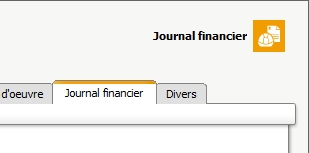journal financier