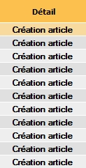 creation article si non existant
