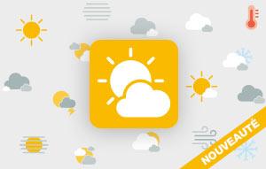 Comment consulter la météo de ses chantiers et de sa gestion bâtiment ?