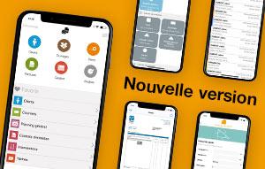[Nouvelle version] Batappli Mobile 4.0