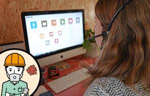 COVID 19 / Comment travailler avec Batappli en télé travail